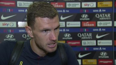 Dzeko: Racism a bigger problem in Italy