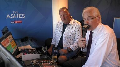 Botham and Gower's final comms stint
