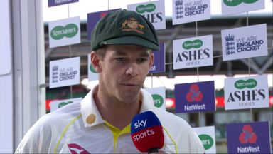 Paine: Retaining the Ashes is huge