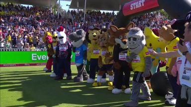 2019 Mascot Derby!