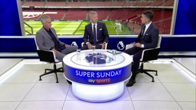 Jose's Arsenal vs Tottenham preview