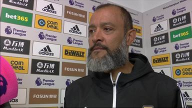 Nuno: Chelsea were better than us