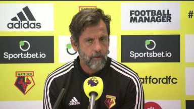 'Watford players have been amazing'