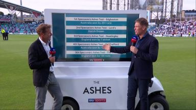 Warne's Ashes assessment