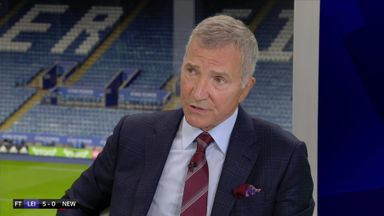 Souness: Newcastle threw in the towel