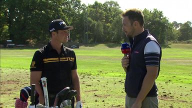 Hovland excited for Ryder Cup challenge