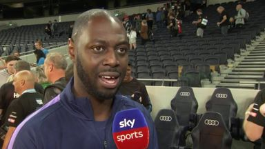 King: No need for panic at Tottenham