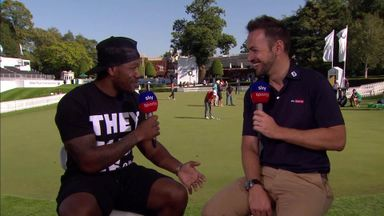 Rudimental take over Wentworth!