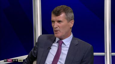 Keane: Scary how far Utd have fallen