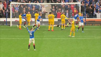 Rangers 3-1 Livingston