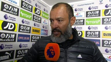 Nuno: We showed a lot of heart