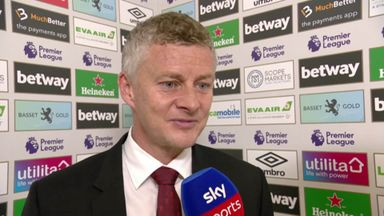 Solskjaer denies United have problems