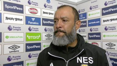 Nuno: We made mistakes