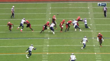 Butler's 38-yard pick-six