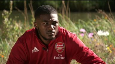 Maitland-Niles: Right back not my position