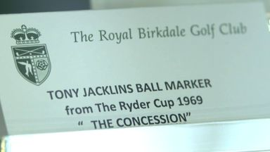 The Concession Putt - 50 years on