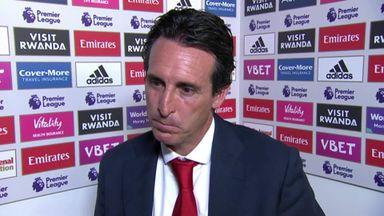 Emery pleased with spirit