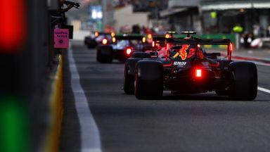 Italian GP: Qualifying Highlights