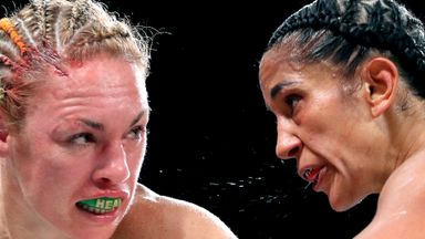 Heather Hardy v Amanda Serrano