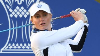 Solheim Cup: Day 1
