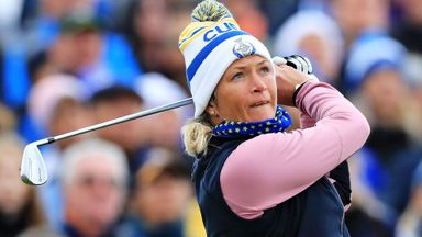 Solheim Cup: Day 2