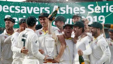 The Ashes Debate - 15th September