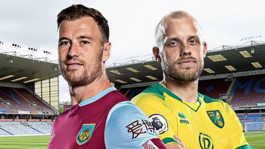 Burnley v Norwich City