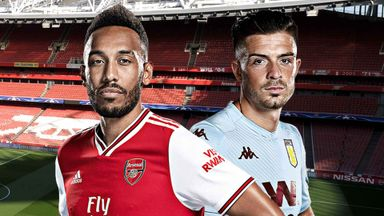 Arsenal v Aston Villa