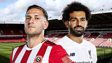 Sheffield United v Liverpool