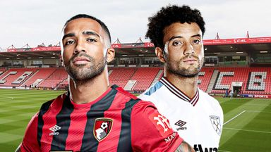 Bournemouth v West Ham