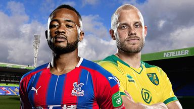 Crystal Palace v Norwich City
