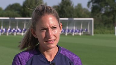 Schillaci hails Spurs Women progress
