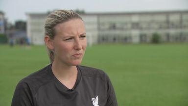 Jepson: Liverpool still rebuilding