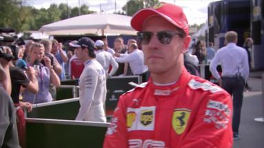 Bad day for Vettel