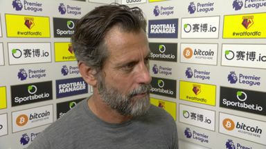 Flores: We never gave up