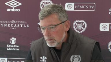 Levein: We are not in a great situation