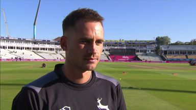 Hales: Notts looking to keep momentum