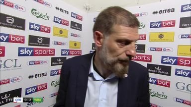 Bilic: It was our best match