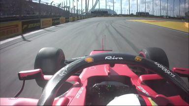 Ferrari team-radio woes