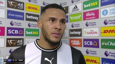 Lascelles: Terrible display, not acceptable