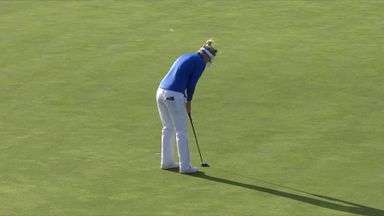 Solheim Cup: Sunday highlights