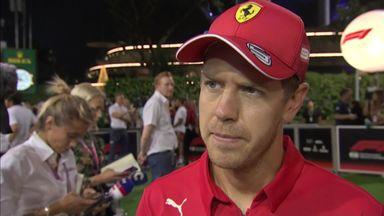 Vettel: I didn't put it together