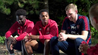 Focus on youth at Arsenal