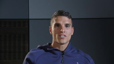 Twitter Talk with Erik Lamela