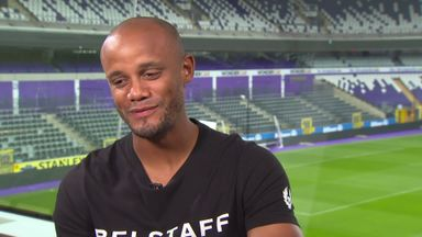 Kompany: I wanted to put Sane on Neville!