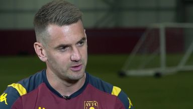 Heaton: I was ready for a fresh challenge