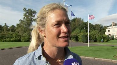 Pettersen: I would love to captain Europe