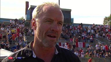 Brian McDermott: A solid win