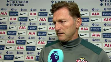 Hasenhuttl: We gave them two goals