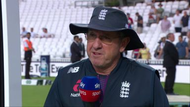 Bayliss: It's been absolutely fantastic
